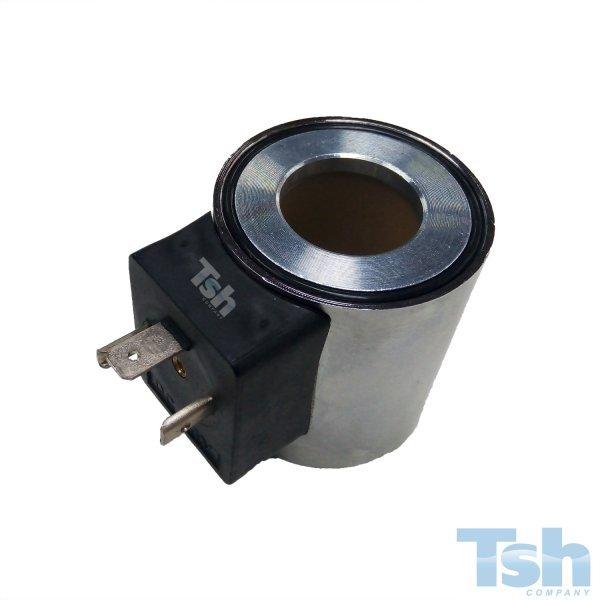 Bobina Tsh Company para Válvula TN6 24VCC ø23mm