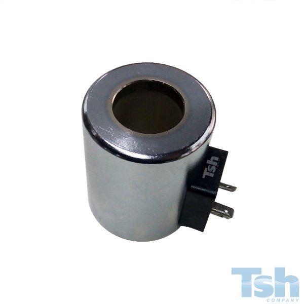 Bobina Tsh Company para Válvula TN10 24VCC ø31mm