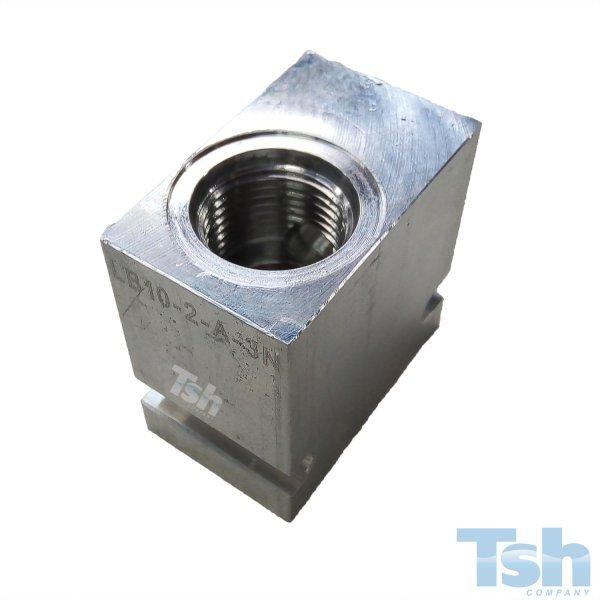 Bloco Tsh Company Cav10-2 Rosca 3/8