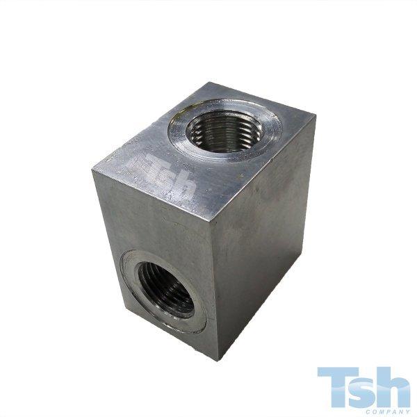 Bloco de Alumínio Tsh Company Cav10-2 1/2
