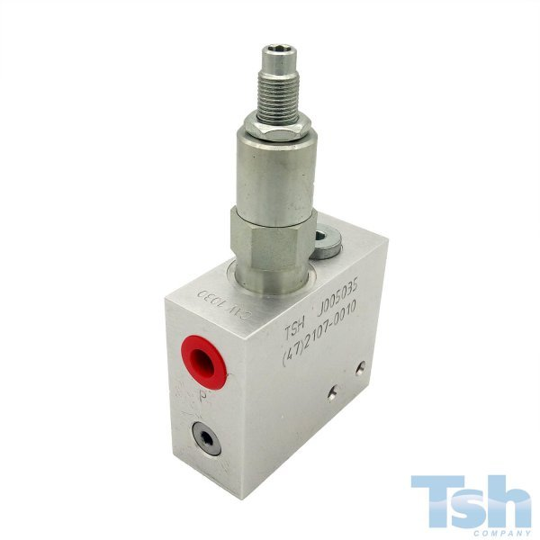 Válvula de Sequência com bloco CAV10 38L/min 28~145bar