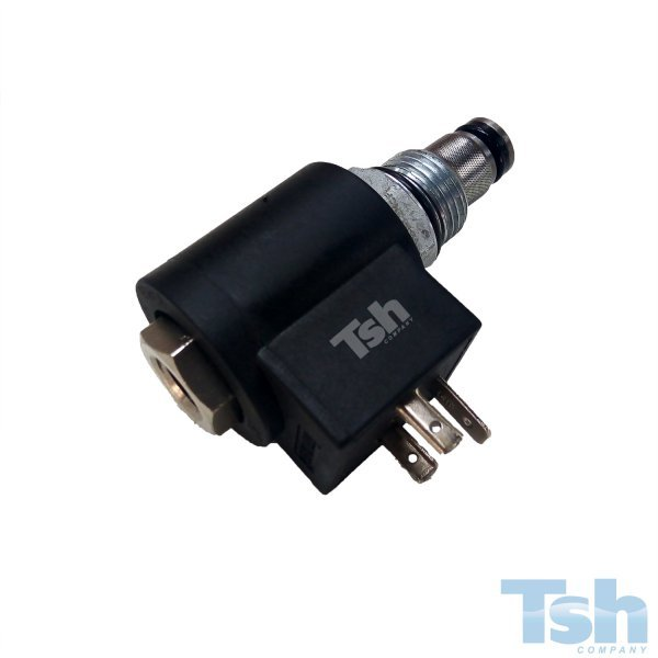 Válvula Direcional 2/2 Vias CAV8 110V 28L/min 250bar