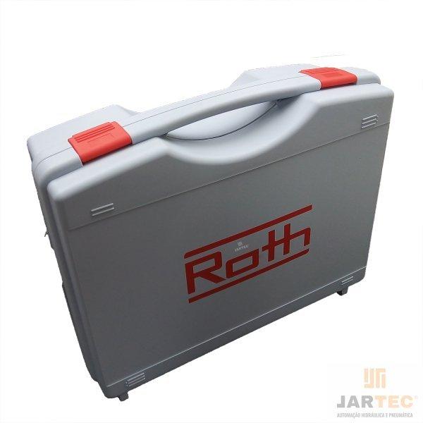 Maleta para Teste e Enchimento de Acumulador Roth