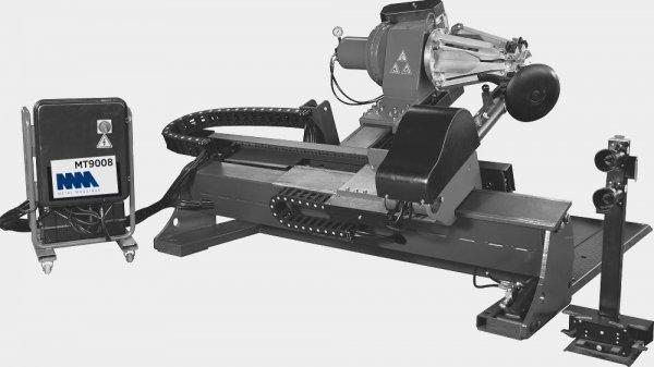 Máquina de Montar e Desmontar Pneus de Caminhão Trator e Agrícola