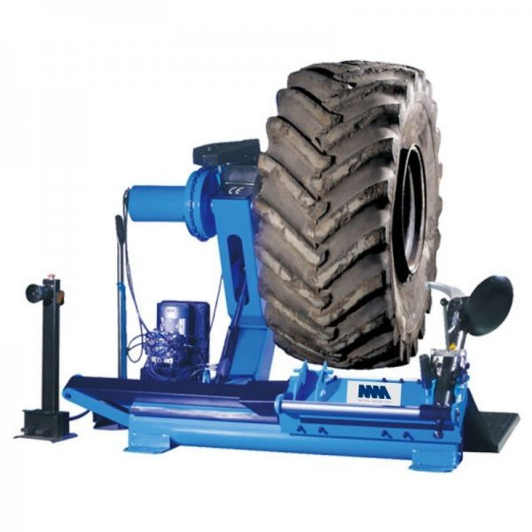 Máquina de Desmontar Pneus de Caminhão e Agrícola