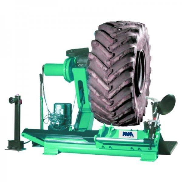 Desmontador de Pneus Agrícola Trator e Caminhão