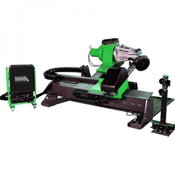 Máquina Desmontadora de Pneus Agrícola e linha pesada