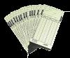 Cartões de Ponto Henry Plus - 1000 Unidades