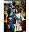 CAMISETA CRISTÃ - JESUS HERO BY BEZALEL