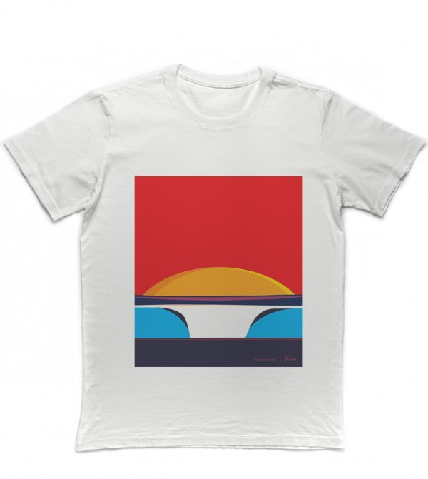 CAMISETA SURF - PIPELINE BY TOM VEIGA