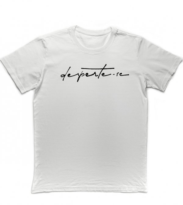 CAMISETA REGULAR - DESPERTE-SE BY LUCIANO ANGELINO