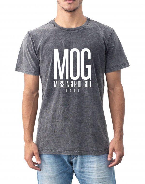 CAMISETA CRISTÃ - MOG BY MESSENGER OF GOD