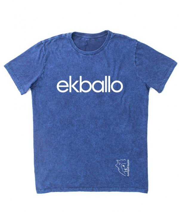 CAMISETA REGULAR - EKBALLO BY SANTA PALAVRA