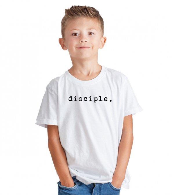 CAMISETA INFANTIL - DISCIPLE BY IDE21