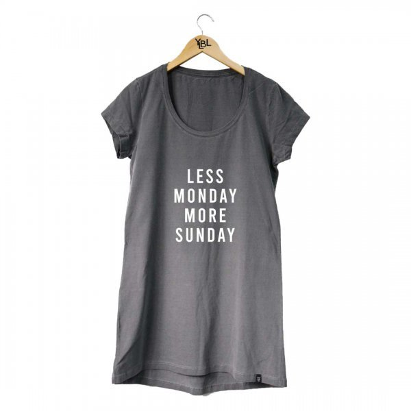 VESTIDO - LESS MONDAY HOMEWEAR BY YOU LABEL