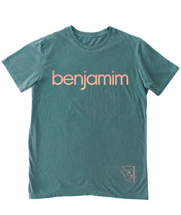 T-Shirt - Tribos de Israel - Benjamim