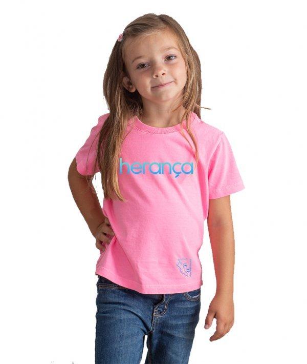 T-Shirt Infantil - Herança