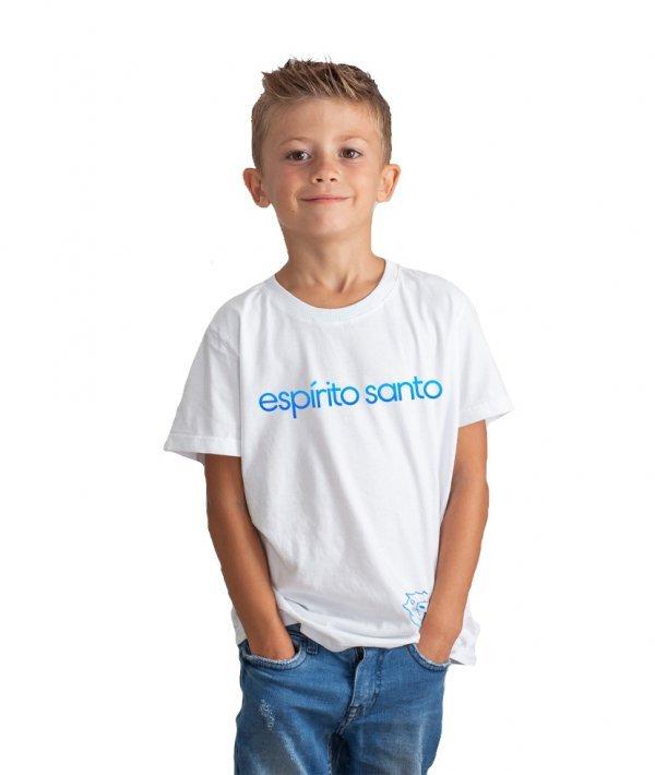 T-Shirt Infantil  - Espírito Santo