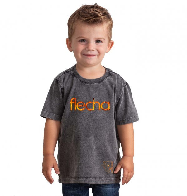Camiseta Infantil - Flecha