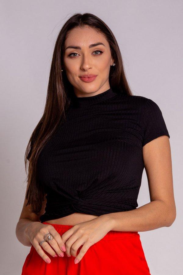 BLUSA FEMININA CANELADA PATY