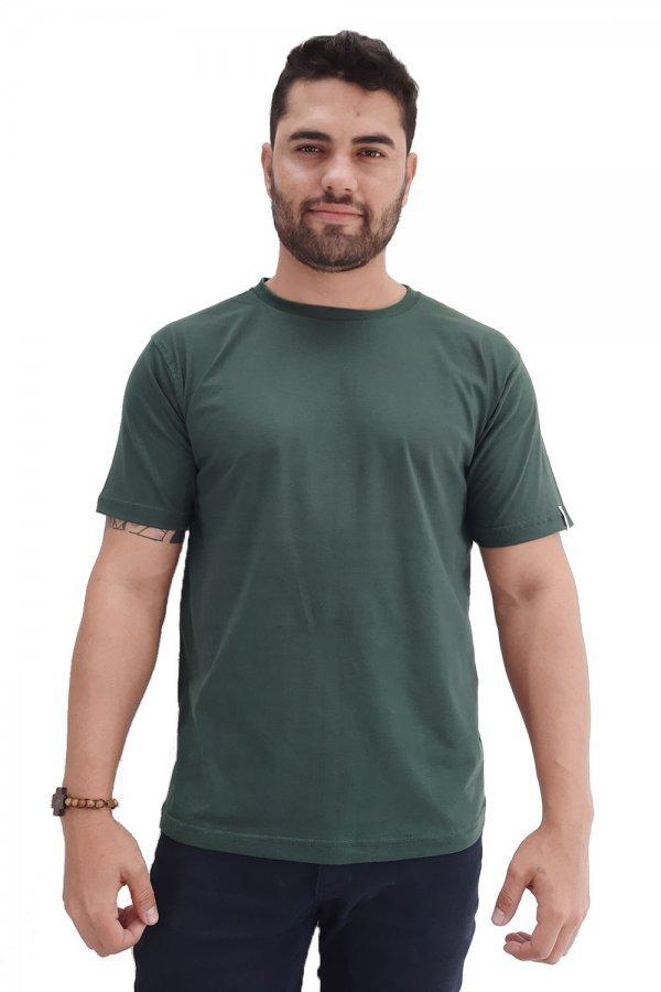 Camiseta Tradicional Lisa