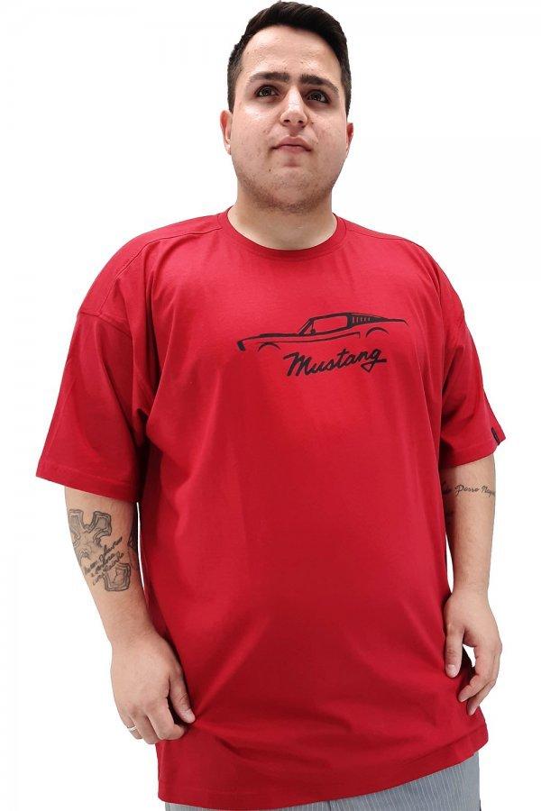 Camiseta Carros Plus Size +