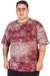 Camiseta Laser Wasch Plus size