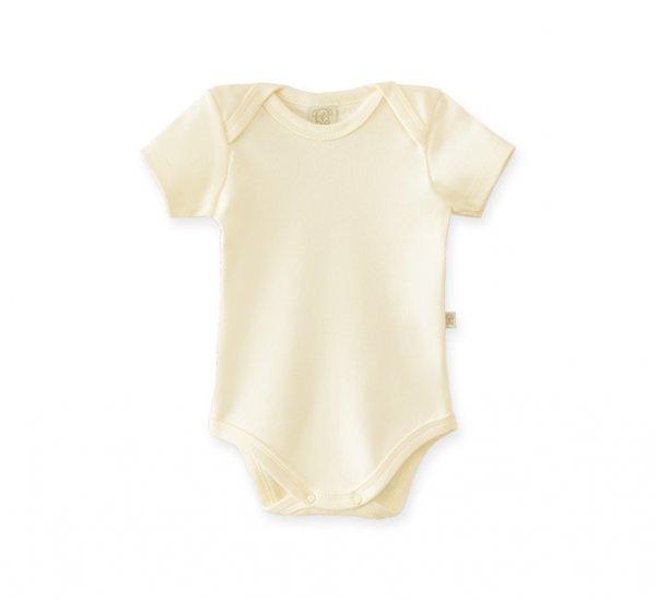 Body Bebê Manga Curta