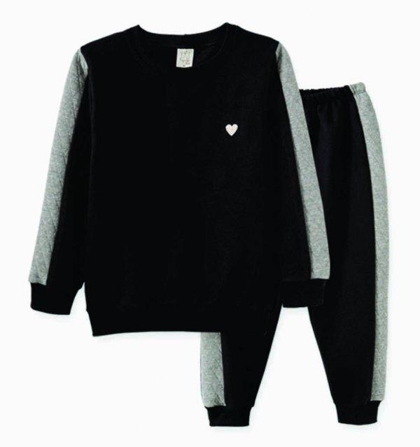 Pijama Infantil Feminino Blusa + Calça