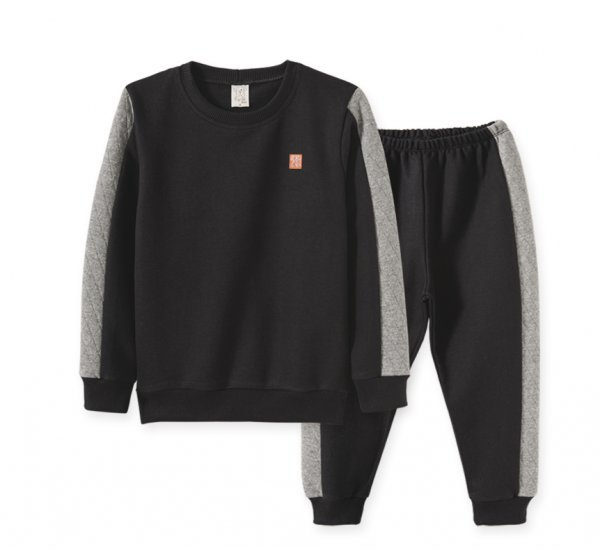 Pijama Infantil Masculino Blusa + Calça