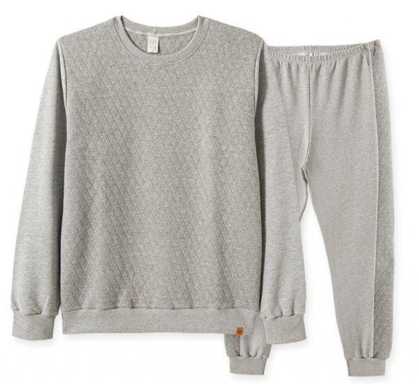 Pijama Adulto Masculino Blusa + Calça