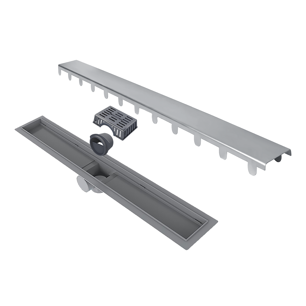 Ralo Linear Inox 70 cm Sifonado Smart