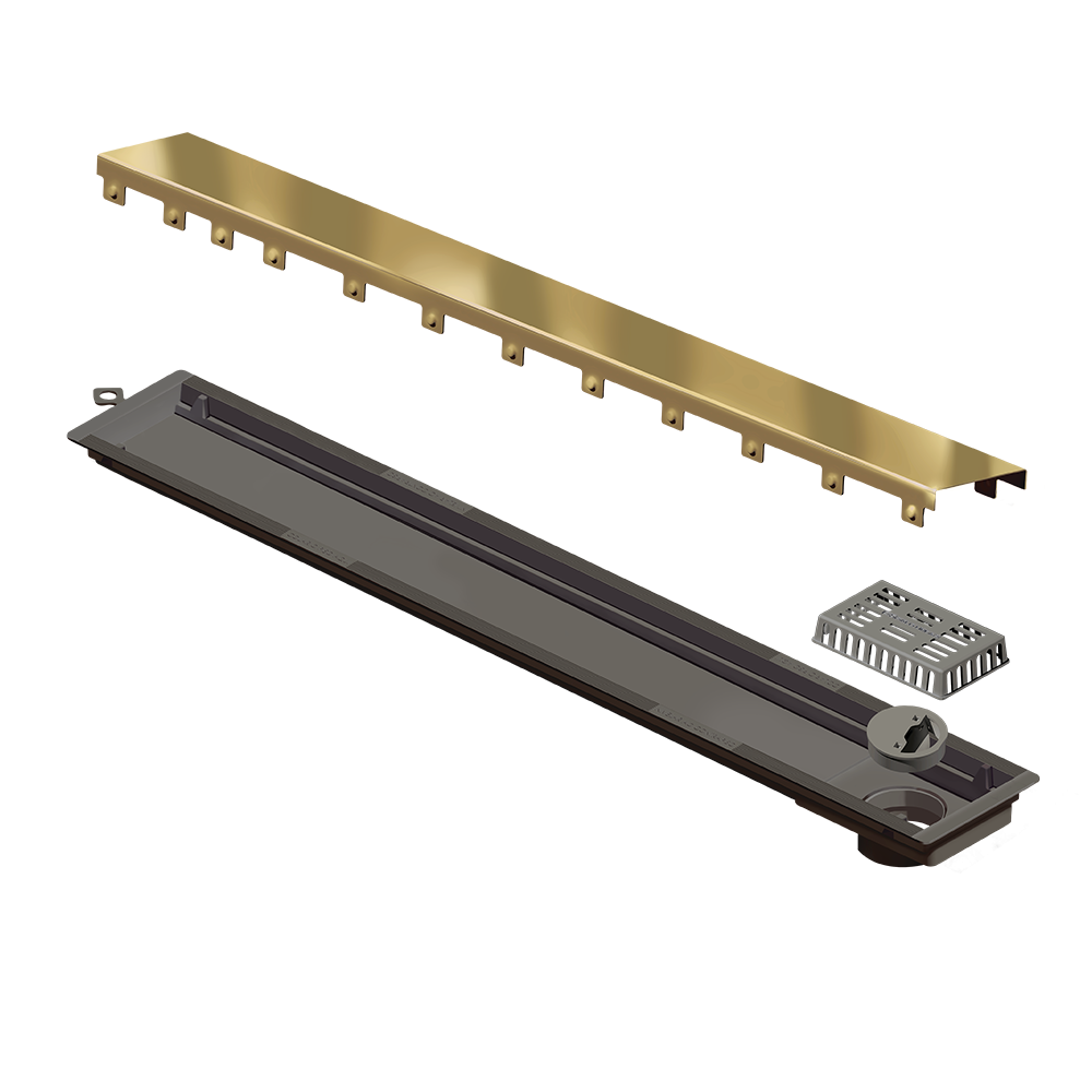 Ralo Linear Versatile Gold 50 cm