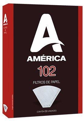 Filtro De Papel América 102
