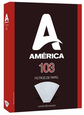 Filtro De Papel América 103