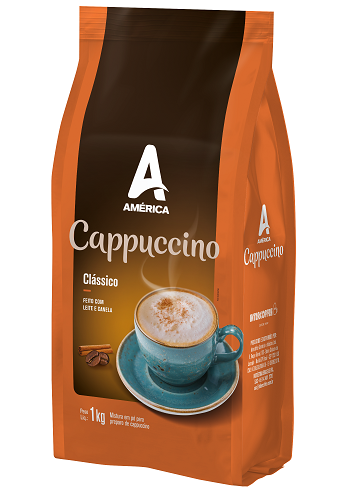 Cappuccino Clássico América 1kg
