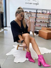 Bota Valentina Pink