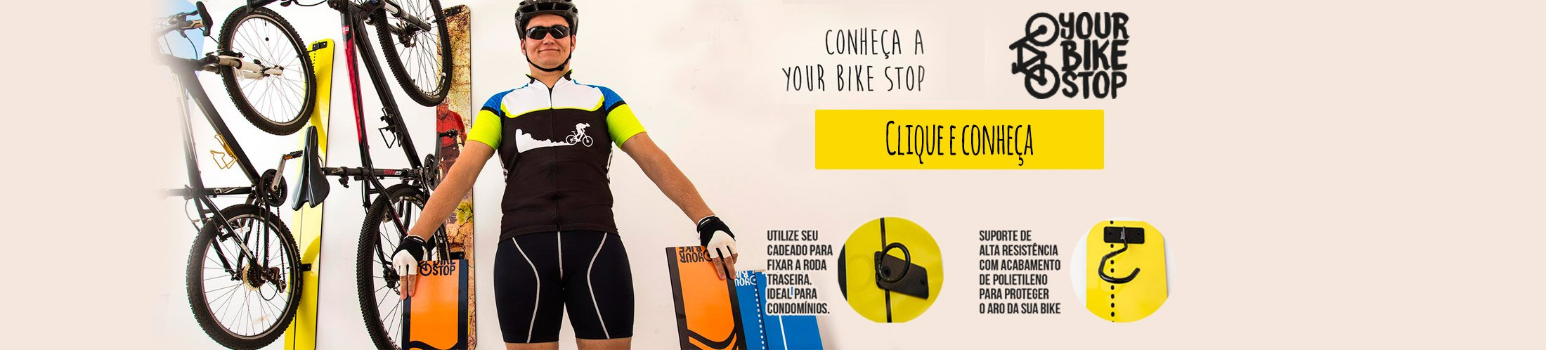 your bike stop