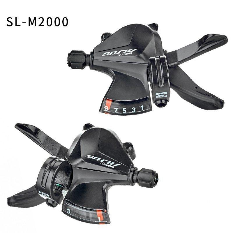 Trocador de Marcha Shimano Altus 9vel SL-M2000