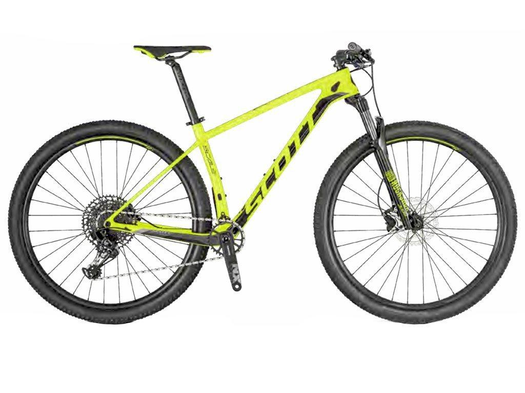 Bicicleta Scott Scale 940 2019