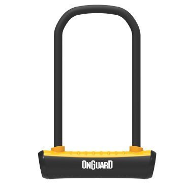 Cadeado OnGuard U-lock Neon 8153 - Laranja