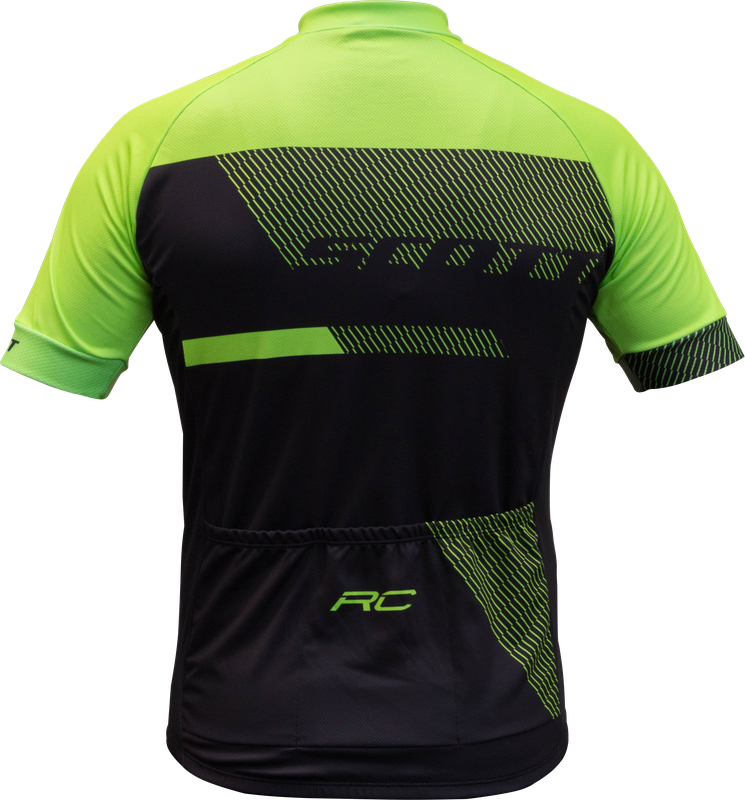 Camisa Scott RC TEAM 20 MC 2018