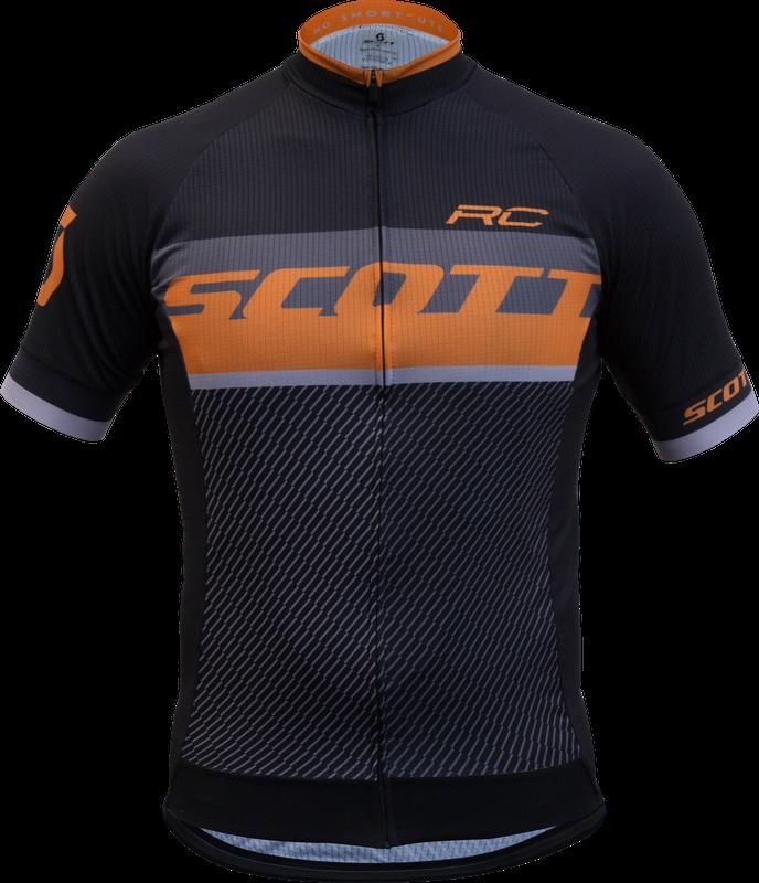 Camisa Scott RC PRO MC 2018