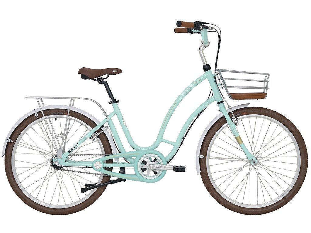 Bicicleta Nathor Antonella Feminina  Aro 26 Nexus 3 vel - Urbana