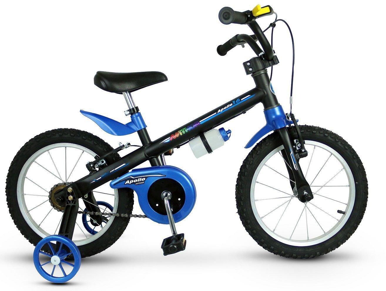 Bicicleta Infantil Nathor Apollo Aro 16