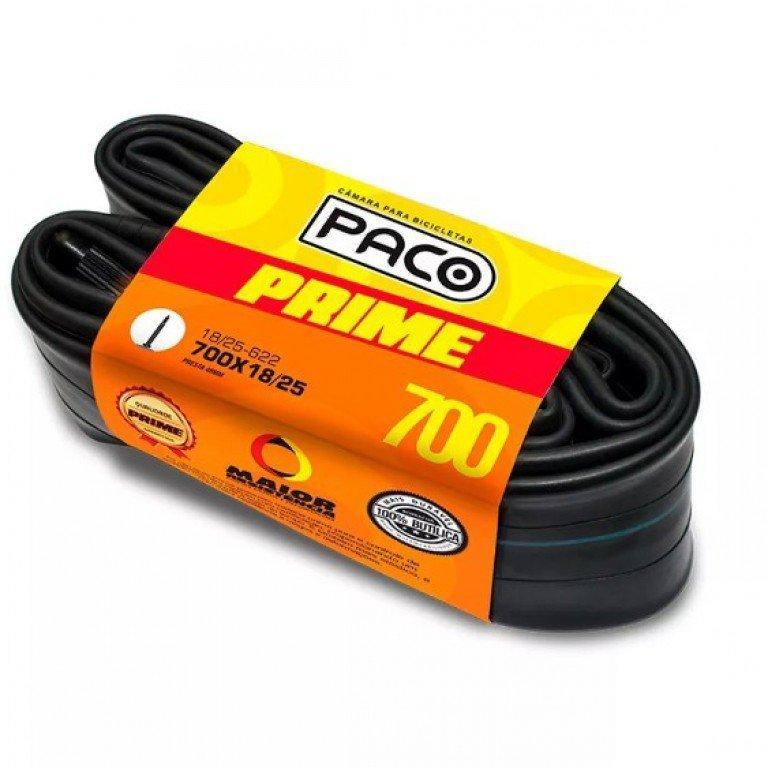 Câmara de Ar Paco 700x18/25 Presta 48mm