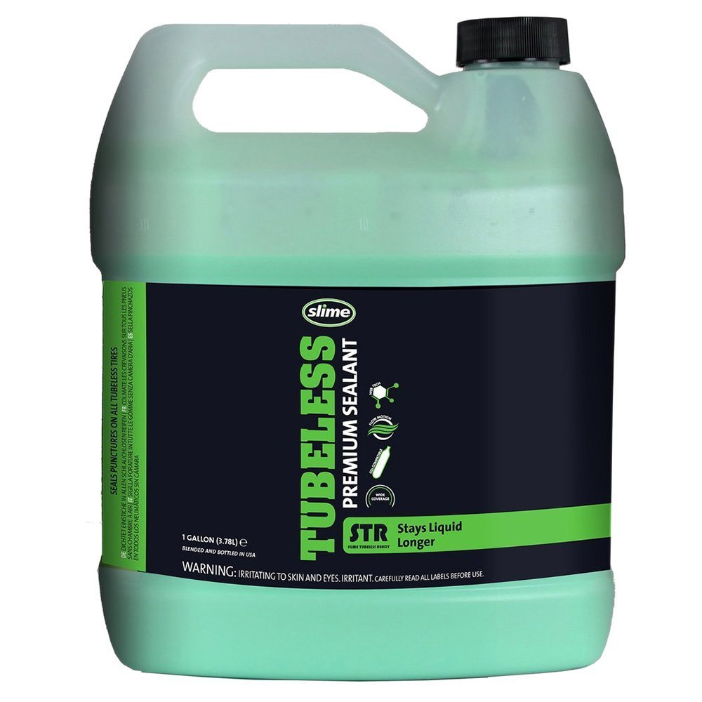 Selante Slime para Pneu Tubelles 3,8 Litros