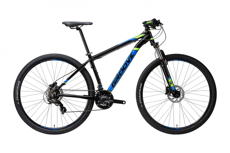 Bicicleta Groove Zouk HD 29er 2019 - 21vel