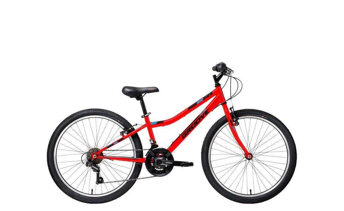Bicicleta Groove Ragga Aro 24 - 21vel