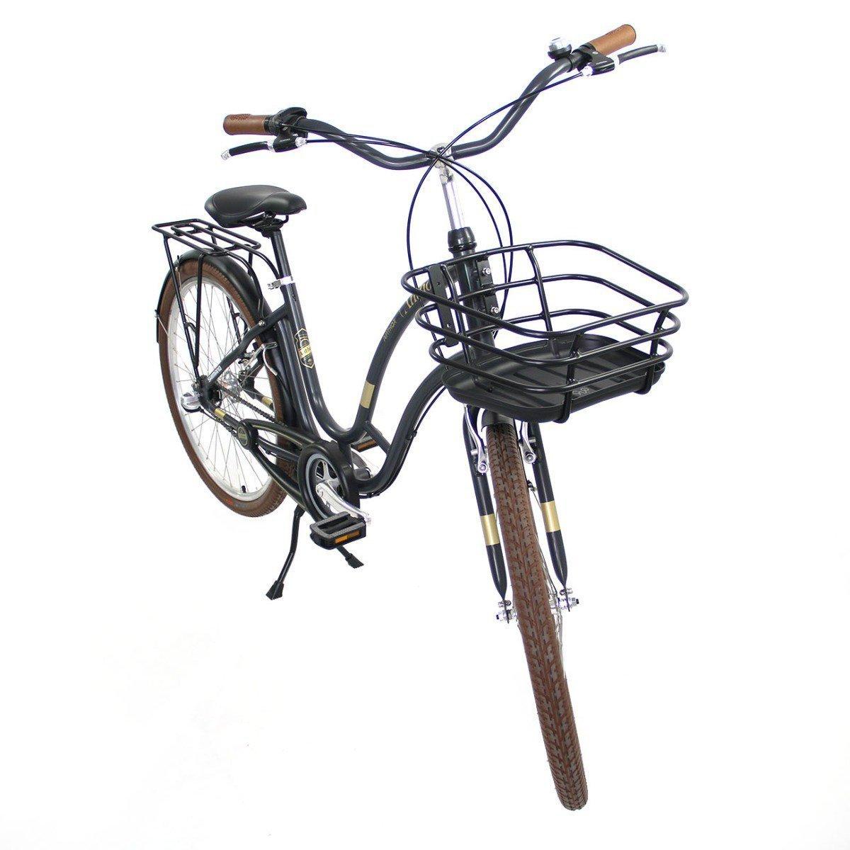Bicicleta Nathor Antonella Aro 26 Nexus 3 vel - Urbana Unissex